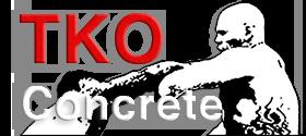 TKO Concrete Logo